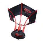 Increíble accesorio para cámara deportiva GoPro. Harás vídeos increíbles y originales, únicos en su especie. Se trata de un soporte para GoPro con el que tiraras tu cámara deportiva a los aire o dejarla caer de lugares altos. Es el accesorio para GoPro que no te puede faltar. El paracaídas para GoPro es apto para los modelos GoPro hero 5 / 6 / 7 / 8.