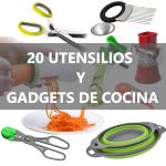 Desde TipDom te traemos una recopilación de 20 inventos innovadores de cocina que seguro encuentras mas de uno que te guste, además que estos gadgets de cocina son una buena opción para regalar a todo manitas de la cocina. esperamos que les haya gustado la recopilación de estos 20 nuevos inventos creativos de cocina. Con el objetivo de encontrar los mejores gadgets de cocina y otros originales productos, constantemente realizamos recopilaciones tanto en la web como en Youtube, para traerte los mejores gadgets tanto de cocina, para el hogar, tecnológicos, para coche
